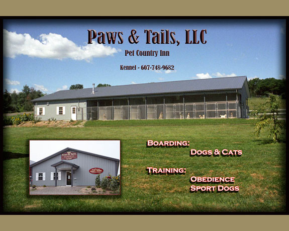 Paws & Tails Kennel